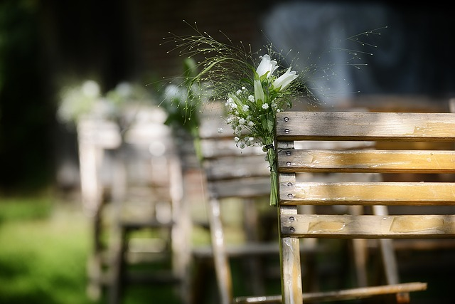 De bruiloft-App