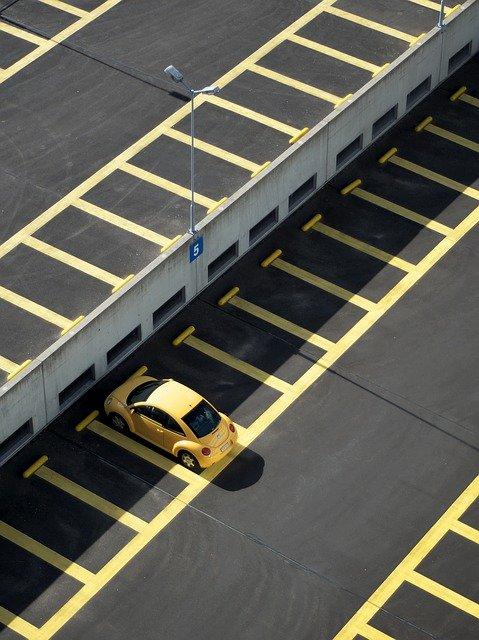 Realtime data parkeerplekken